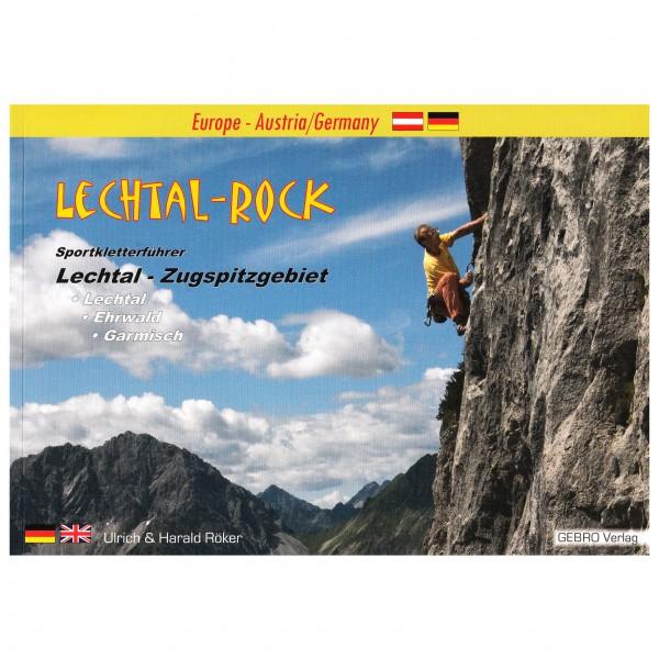 Gerbo-Verlag - Lechtal-Rock - Sportkletterführer