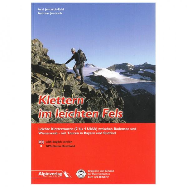 Alpinverlag - Klettern im leichten Fels - Kiipeilyoppaat