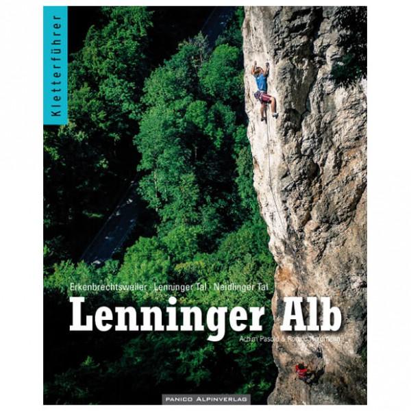 Panico Alpinverlag - Lenninger Alb - Klätterförare