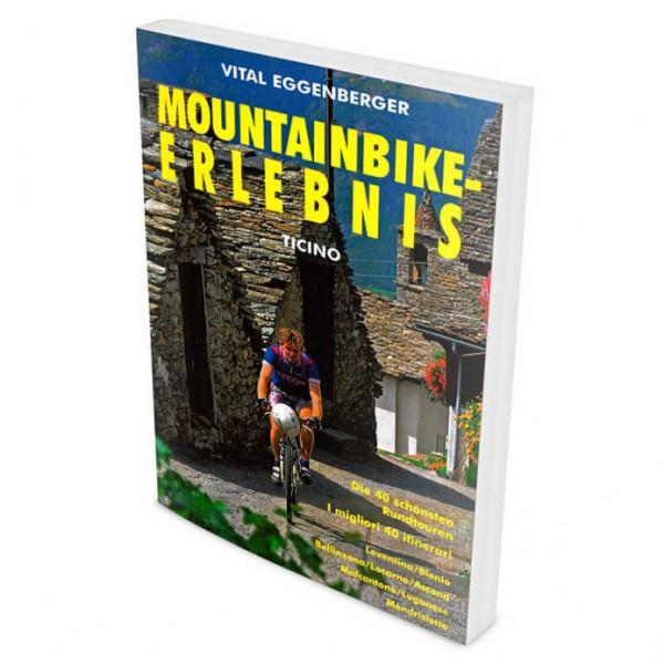 Climb & Bike Verlag - MTB Tessin - Fietsgids