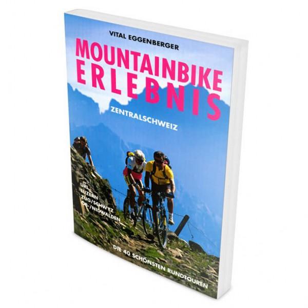 Climb & Bike Verlag - Zentralschweiz - Pyöräilyoppaat