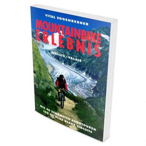 Climb & Bike Verlag - MTB Wallis - Pyöräilyoppaat