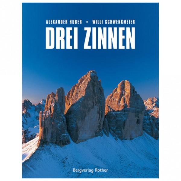 Bergverlag Rother - Drei Zinnen - Bildband