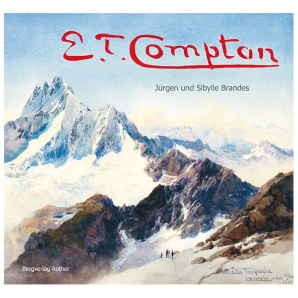 Bergverlag Rother - E.T. Compton - Fotobøger og comics