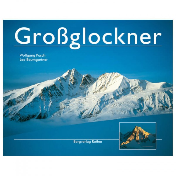 Bergverlag Rother - Großglockner - Illustrerade böcker