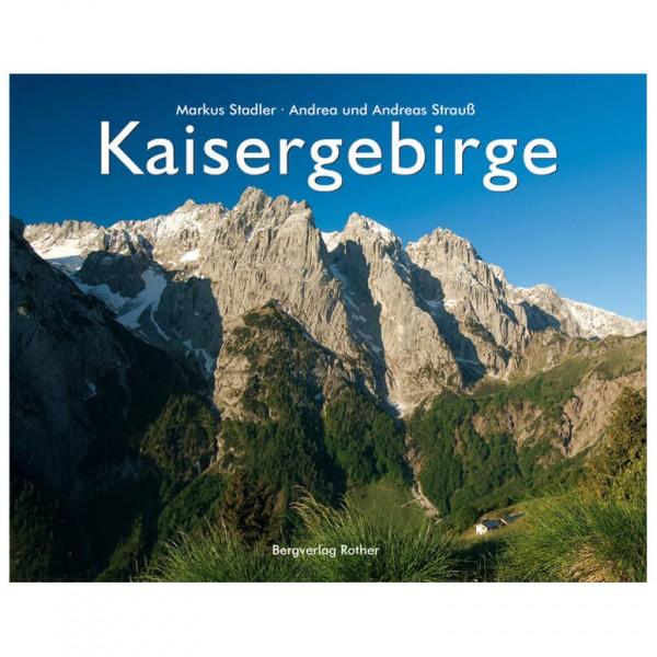 Bergverlag Rother - Kaisergebirge - Fotoboeken en strips