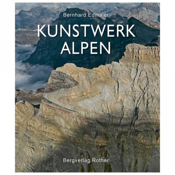 Bergverlag Rother - Kunstwerk Alpen - Illustrated book
