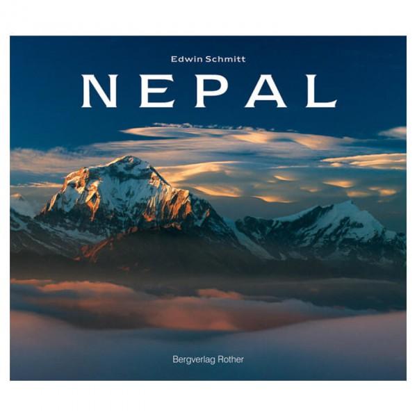 Bergverlag Rother - Nepal - Fotobøker & tegneserier