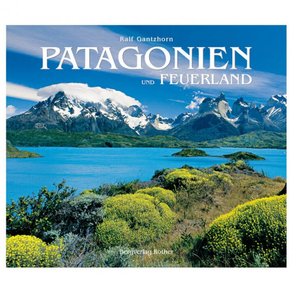 Bergverlag Rother - Patagonien - Illustrated books & comics