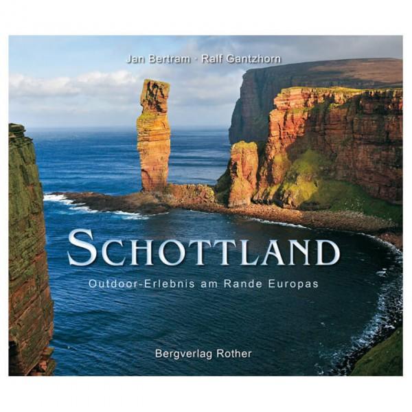 Bergverlag Rother - Schottland - Fotoboeken en strips