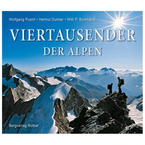 Bergverlag Rother - Viertausender Der Alpen - Bildband