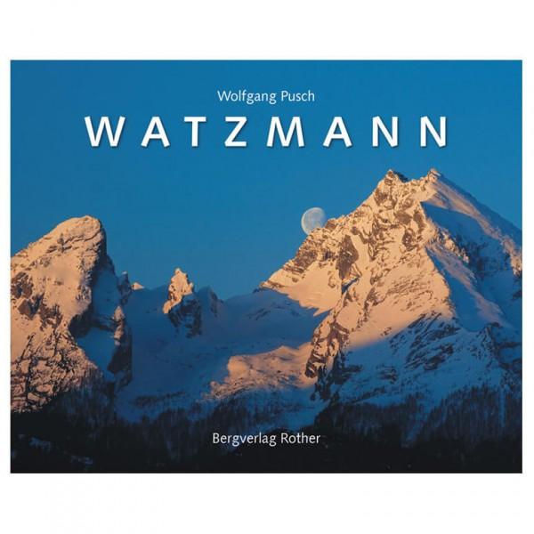 Bergverlag Rother - Watzmann - Fotobøker & tegneserier