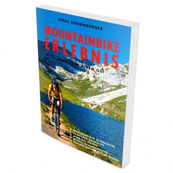Climb & Bike Verlag - MTB Schweizer Alpen Ost - Cykelguider