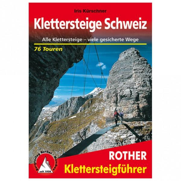 Bergverlag Rother - Klettersteige Schweiz