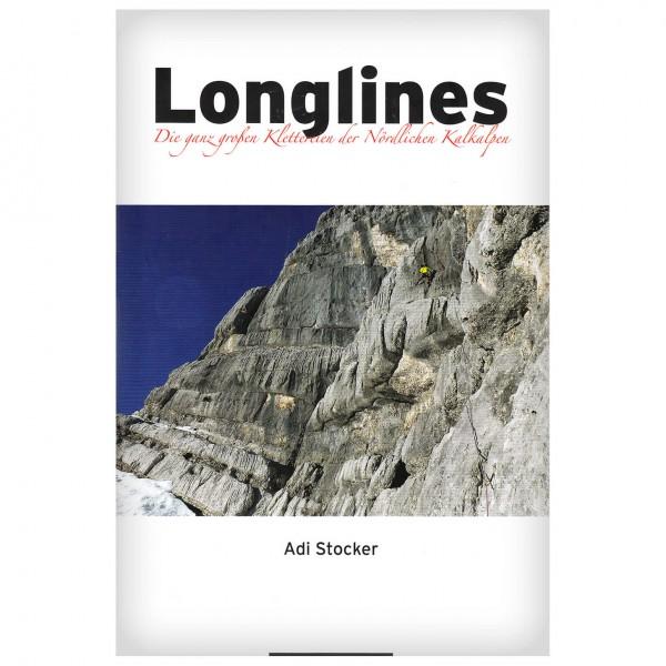 Panico Alpinverlag - Longlines - Die Klettereien Kalkalpen - Kletterführer