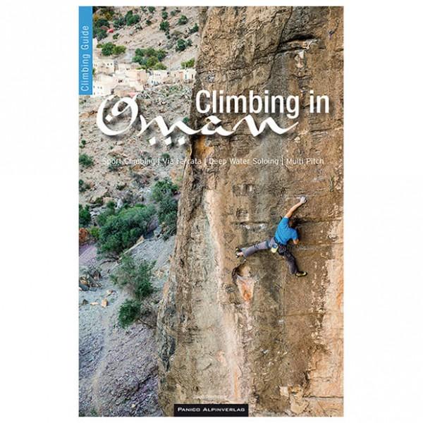 Panico - Climbing in Oman - Kiipeilyoppaat