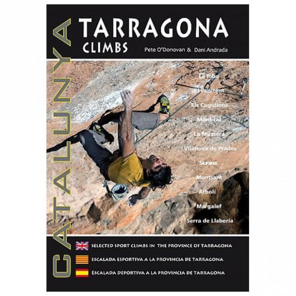Cordee - Tarragona Climbs Catalunya - Kiipeilyoppaat