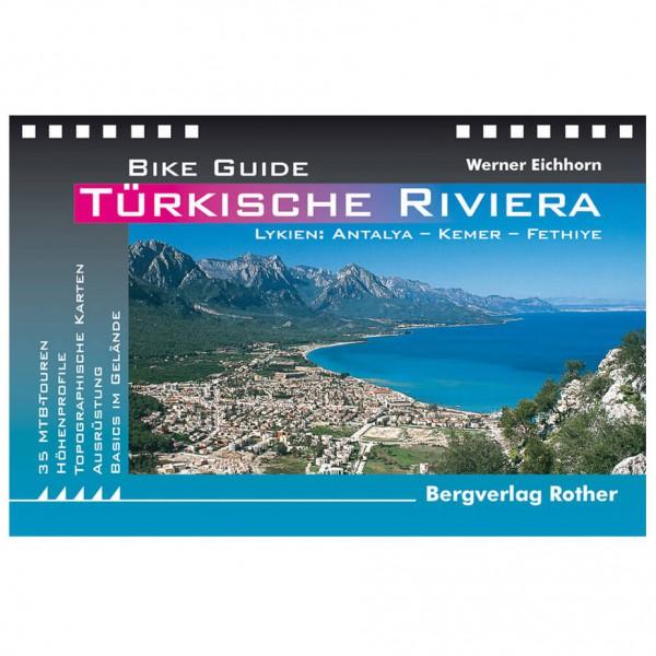 Bergverlag Rother Türkische Riviera - Cykelguides køb online | Cycle maps