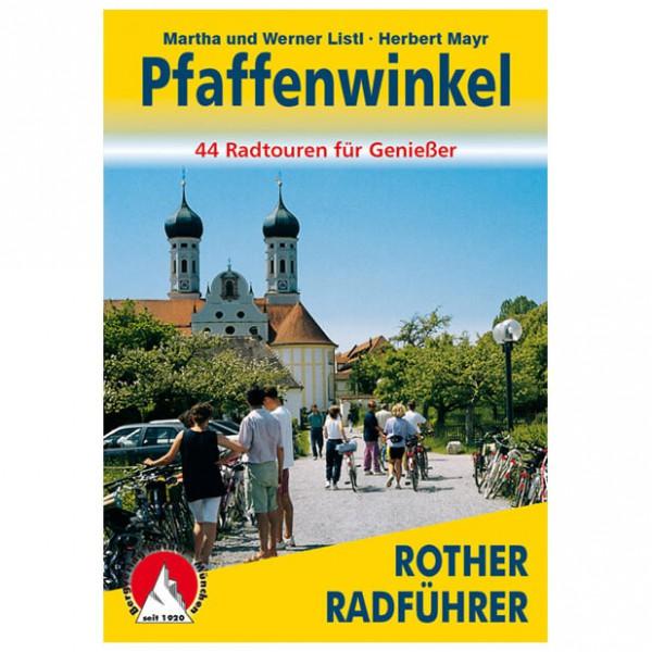 Bergverlag Rother - Pfaffenwinkel - Pyöräilyoppaat