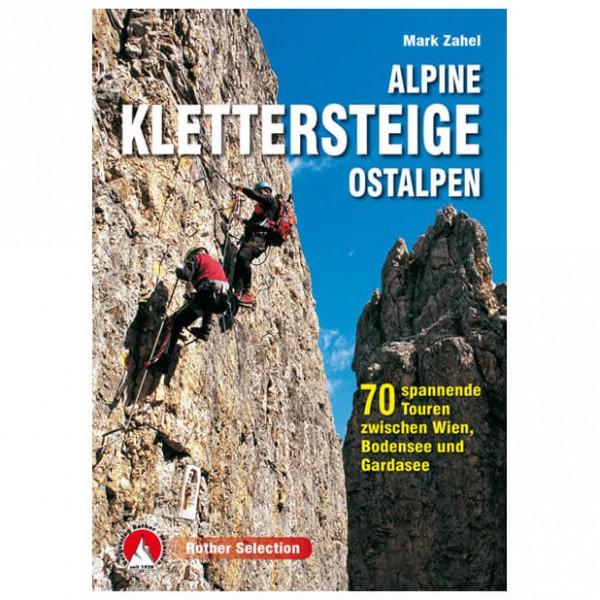 Bergverlag Rother - Alpine Klettersteige Ostalpen