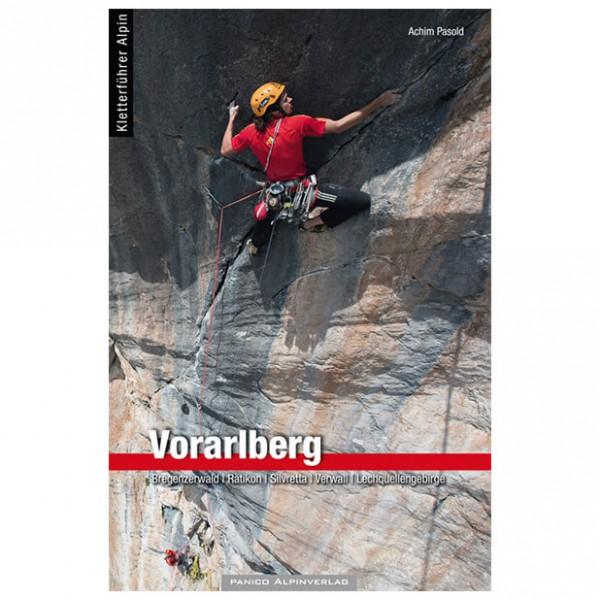Panico Alpinverlag - Vorarlberg - Klätterförare