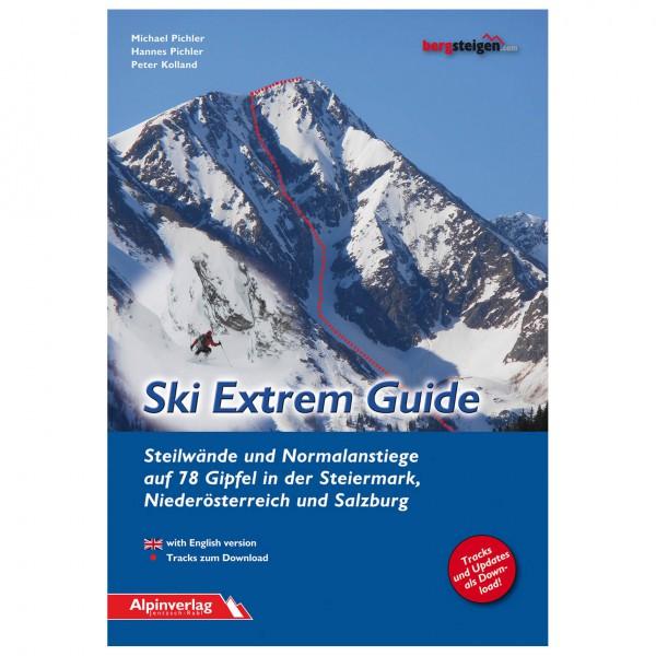 Alpinverlag - Ski Extrem Guide - Skitourenführer