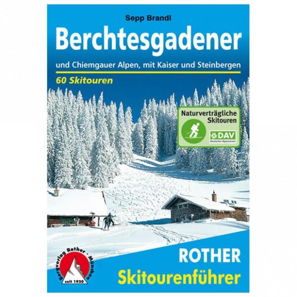 Bergverlag Rother - Berchtesgaden,Chiemgau,Kaiser,Steinberge