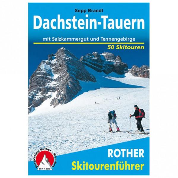 Bergverlag Rother - Dachstein-Tauern - Ski tour guides