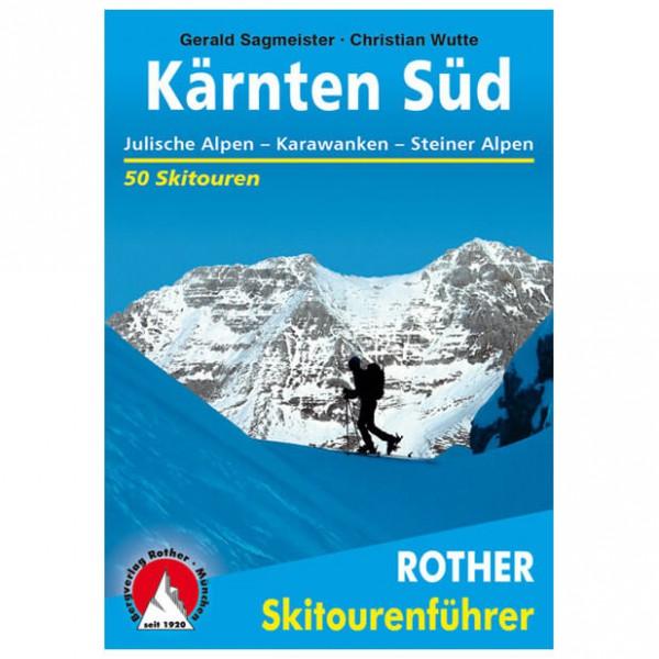 Bergverlag Rother - Kärnten Süd - Hiihtoretkioppaat