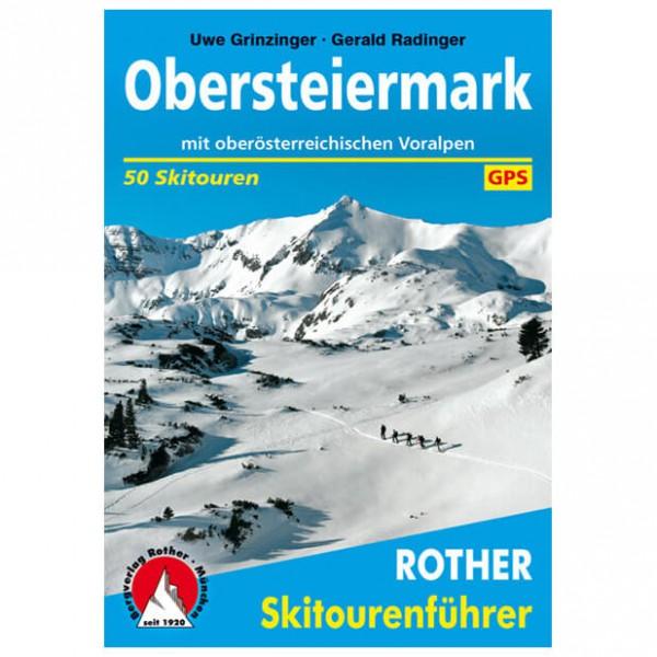 Bergverlag Rother - Obersteiermark - Ski tour guides