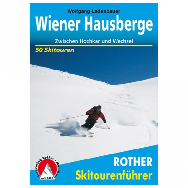 Bergverlag Rother - Wiener Hausberge - Toerskigids