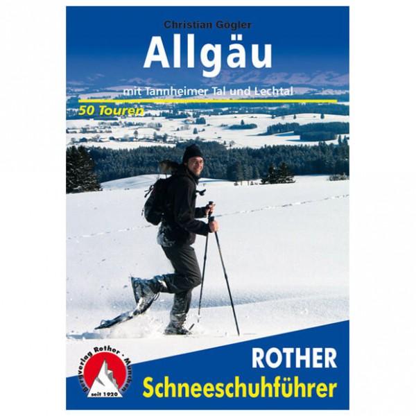 Bergverlag Rother - Allgäu - Mit Lechtal