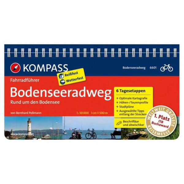 Kompass - Bodenseeradweg rund um den Bodensee