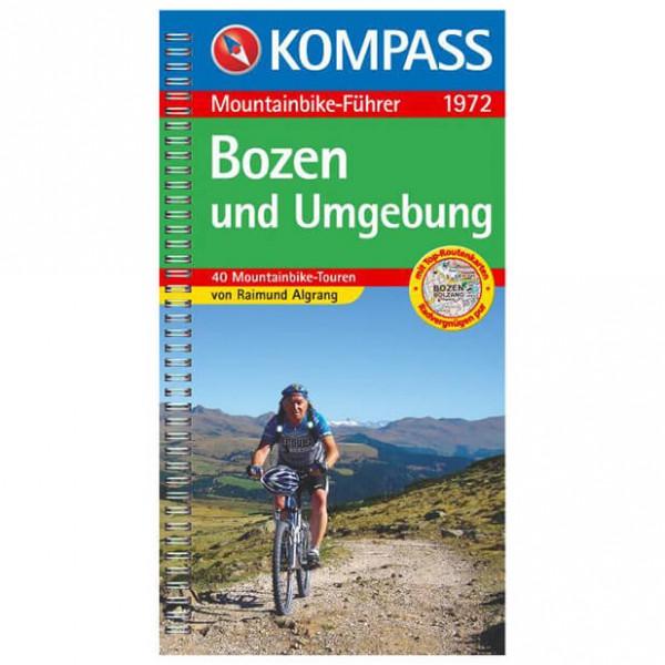 Kompass Bozen und Umgebung - Cykelguides køb online | Cycle maps