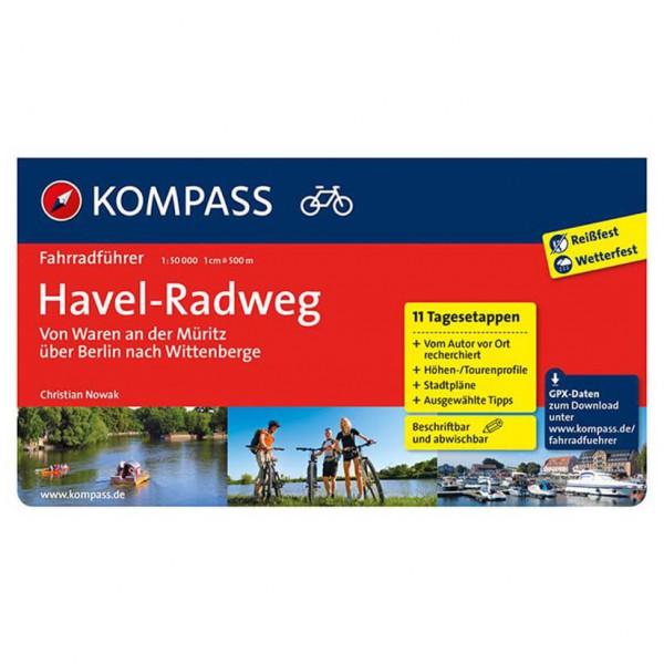 Kompass - Havel-Radweg - Radführer