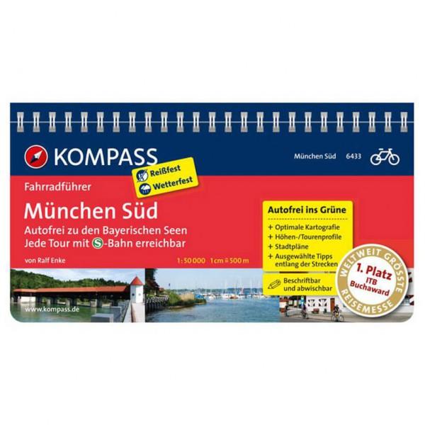 Kompass - München Süd - Radführer