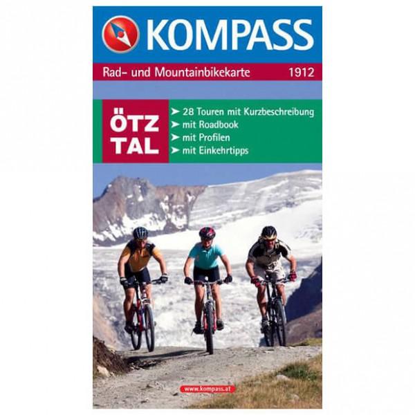 Kompass - Ötztal - Fietsgidsen