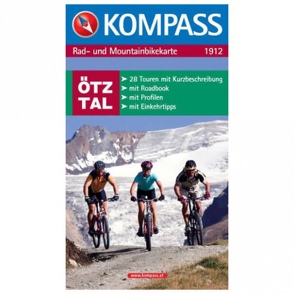 Kompass - Ötztal - Guides cyclistes