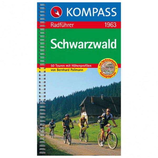 Kompass - Schwarzwald - Guides cyclistes