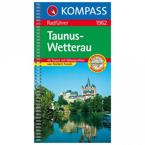 Kompass - Taunus - Guías de ciclismo