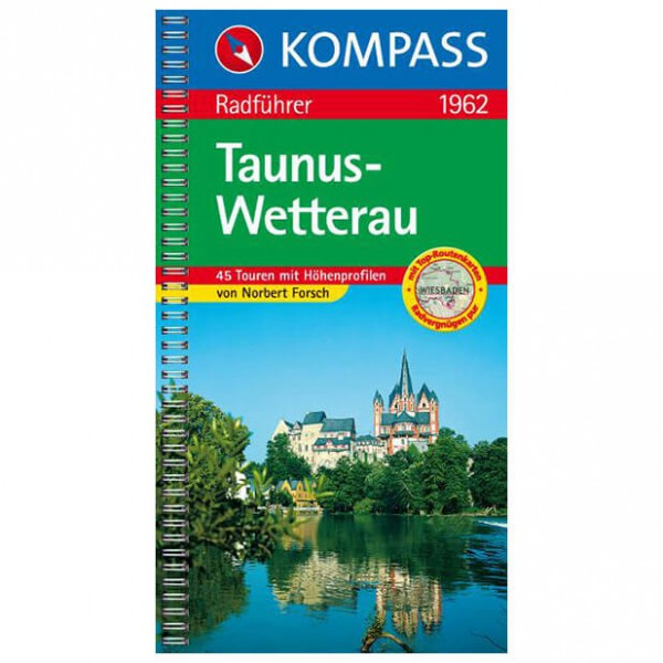 Kompass - Taunus - Radführer