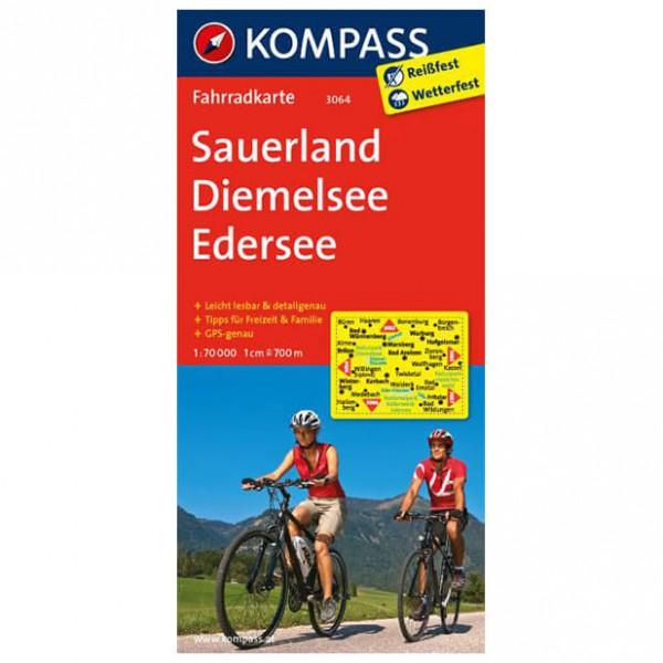 Kompass - Sauerland - Diemelsee - Edersee