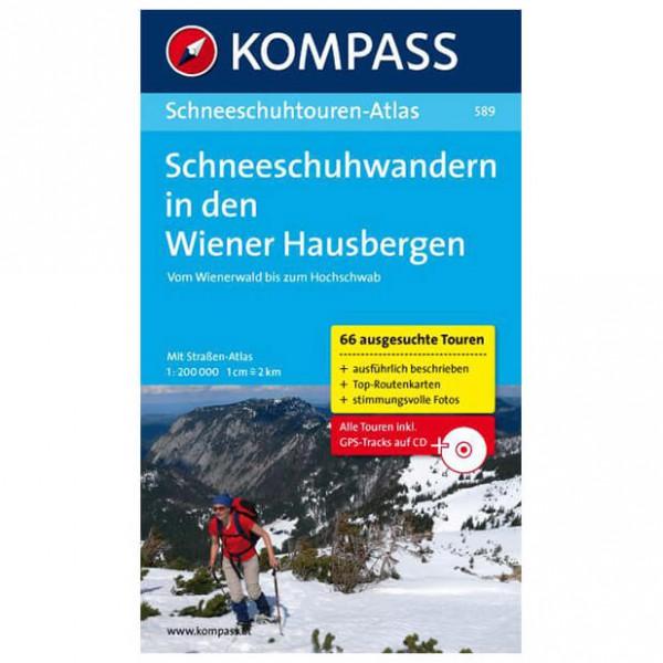 Kompass - Wiener Hausberge - Guides de randonnée à ski