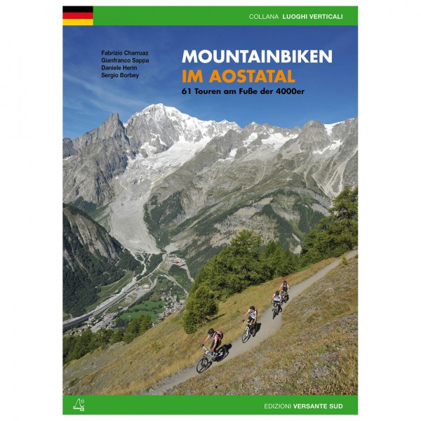 Versante Sud - Mountainbiken im Aostatal - Cycling Guides