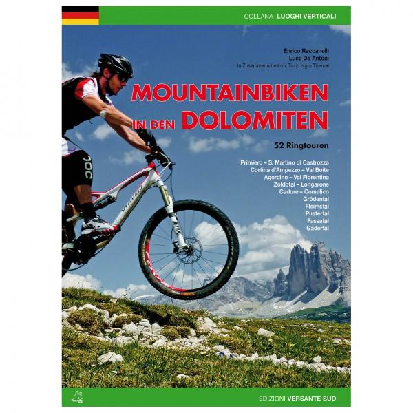 Versante Sud - Mountainbiken In Den Dolomiten - Radführer