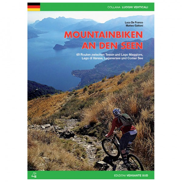 Versante Sud - Mountainbiken An Den Seen - Fietsgidsen