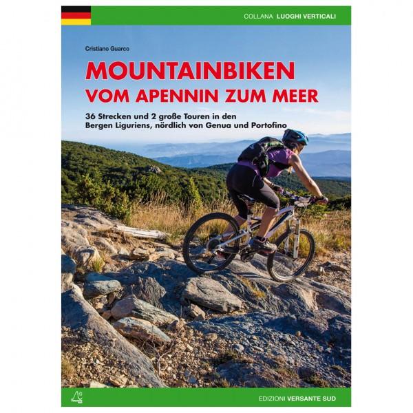 Versante Sud Mountainbiken Vom Apennin Zum Meer - Cykelguides køb online   Cycle maps