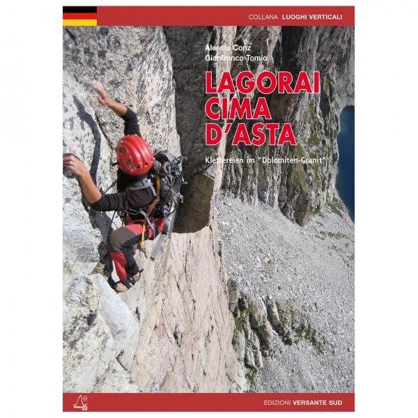 Versante Sud - Lagorai - Cima D'Asta - Dolomiten-Granit