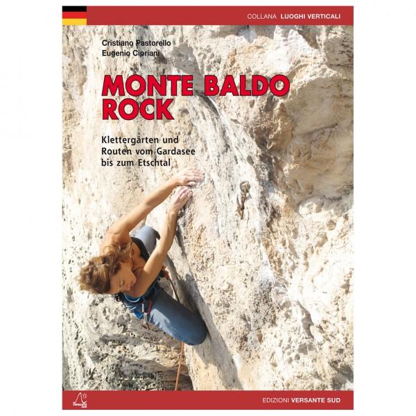 Versante Sud - Monte Baldo Rock - Climbing guides