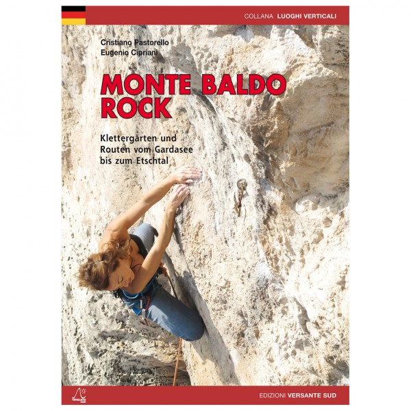 Versante Sud - Monte Baldo Rock - Kletterführer